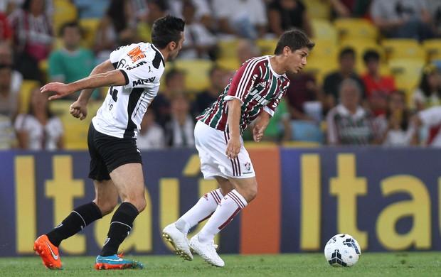Conca Fluminense x Atlético-MG, Maracanã (Foto: Paulo Sergio / Photocâmera)