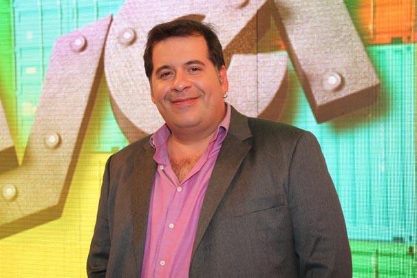 Leandro Hassum (Foto: Rede Globo/ Luisa Leite)