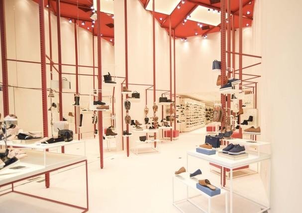 Anacapri inaugura loja com novo conceito em São Paulo (Foto: Luciana Prezia)