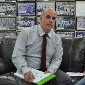 Chapa do CSA (Foto: Jota Rufino/GloboEsporte.com)
