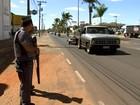 Polícia faz operação para cumprir mandados em cidades da região
