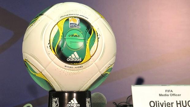 bola Cafusa Mundial (Foto: Cahê Mota / Globoesporte.com)