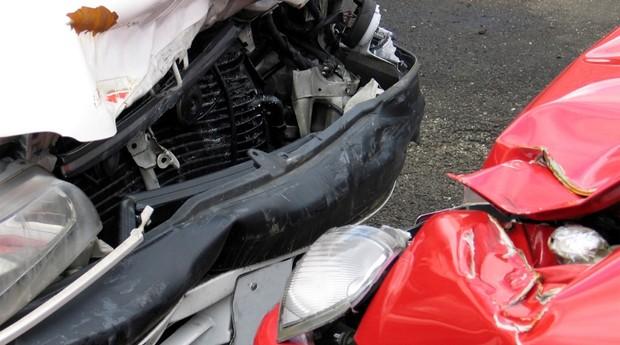 Batida: empresa nasce com foco em seguros para carros (Foto: Reprodução )