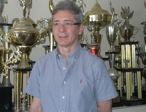 Nelson Lira, presidente do Botafogo-PB (Foto: Larissa Keren / Globoesporte.com/pb)