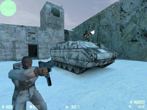 screenshot de Counter-Strike