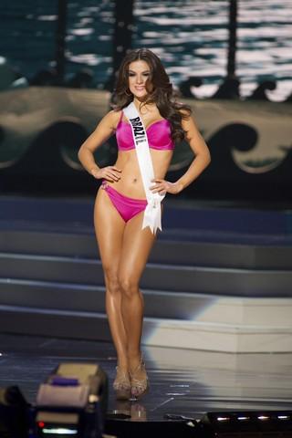 Miss Universo - Brasil - Melissa Gurgel (Foto: Reuters)