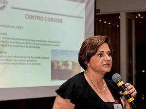 Fundadora e presidente do Centro Corsini, em Campinas, Silvia Bellucci (Foto: Miro Martins)