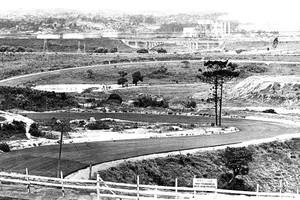 Autódromo de Interlagos 1968 (Foto: Agência estado)