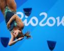 Com filhos na torcida, Juliana Veloso se despede da Rio 2016 com 27º lugar