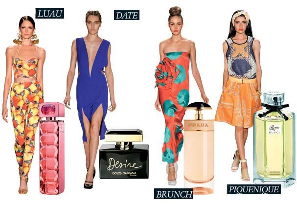 Perfumes (Foto: ImaxTree/Divulgação)
