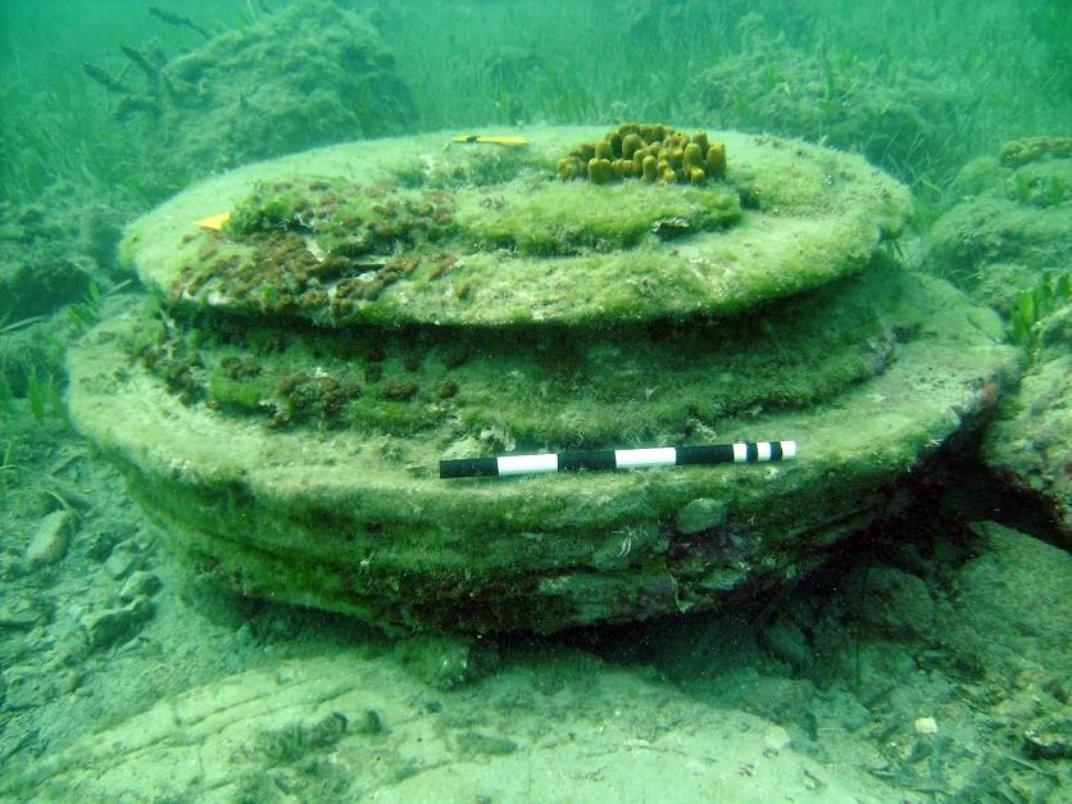 Construções encontradas eram muito semelhantes às feitas por humanos (Foto: Divulgação)