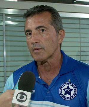 Paulo Moroni (Foto: TV Clube )