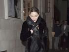 Madonna e Rocco Ritchie vão ao cinema em Londres