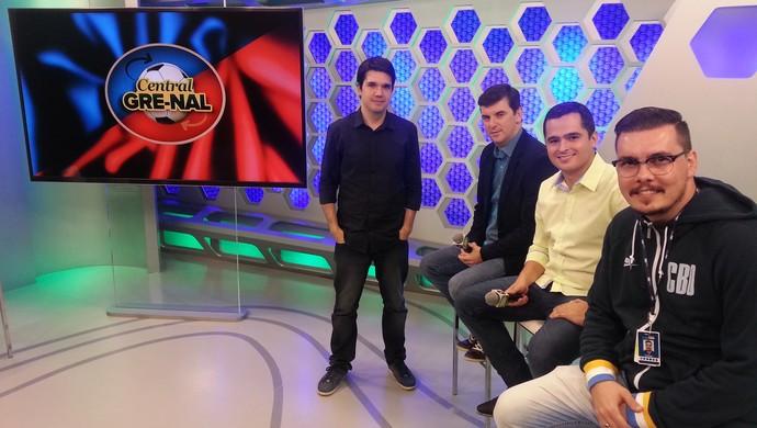 Central Gre-Nal Diego Guichard Terceira Edição (Foto: Leo Urnauer/GloboEsporte.com)