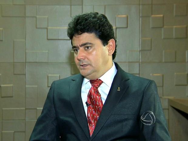 Ex-secretário de Fazenda de MT diz que mentiu em depoimento ao MPE (Foto: Reprodução TVCA)