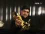 """Maradona tem reencontro com taça  do Mundial e se emociona: """"Eu a amo"""""""