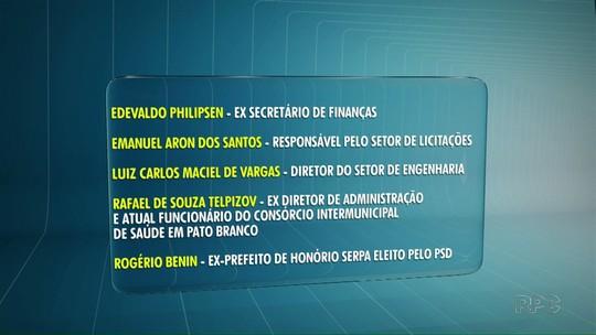 Gaeco prende suspeitos de fraudes em licitação e de corrupção no Paraná