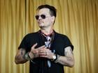 Johnny Depp sofre boicote em turnê de banda após acusação de agressão