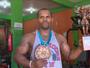 Fisiculturista do Amapá se reinventa para  disputar estadual no Pará