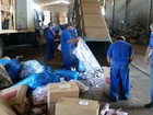 Receita Federal destrói 120 toneladas de cigarros apreendidos em Uberaba