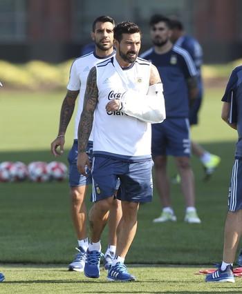 Lavezzi Argentina Copa América (Foto: EFE)