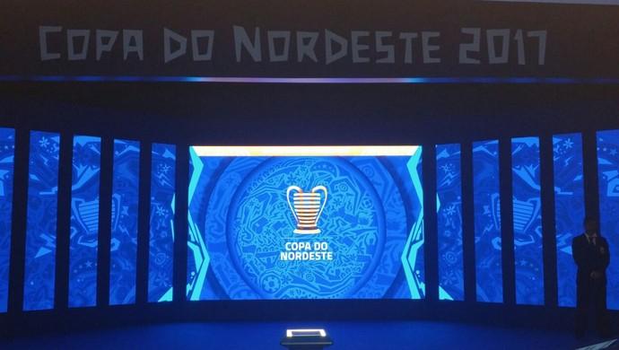 copa do nordeste 2017; sorteio dos grupos (Foto: Larissa Keren / GloboEsporte.com/pb)