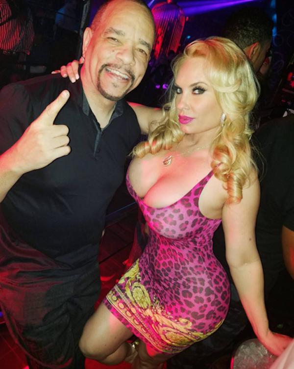 A modelo Coco Austin e seu marido, o ator Ice-T (Foto: Instagram)