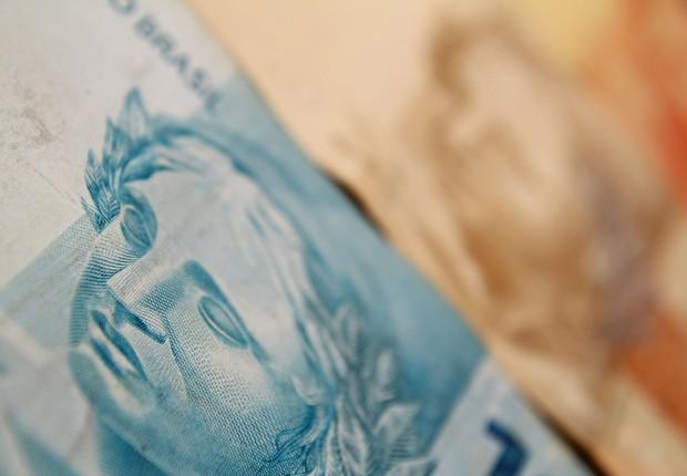Real ; inflação ; IPCA ; poupança ; desvalorização ; Selic ; juros ; inadimplência ; recessão ; PIB do Brasil ; dinheiro ;  (Foto: Marcos Santos/USP Imagens)