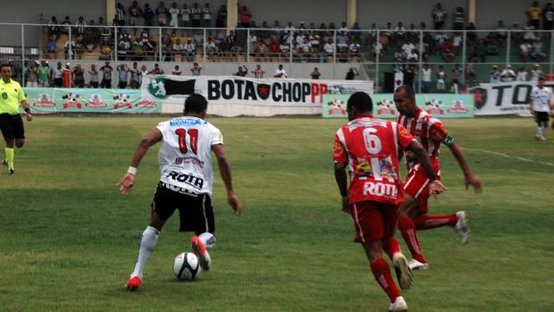 Botafogo-PB, Auto Esporte, Campeonato Paraibano, Paraíba (Foto: Richardson Gray / Globoesporte.com/pb)