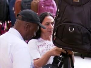 Há oportunidades de emprego para vendedor (Foto: Reprodução/TV Globo)