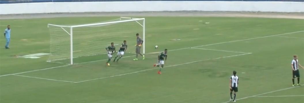 Assista aos gols de Palmeiras 3 x 3 Santos pela final do Paulista sub-15 406a96120be42
