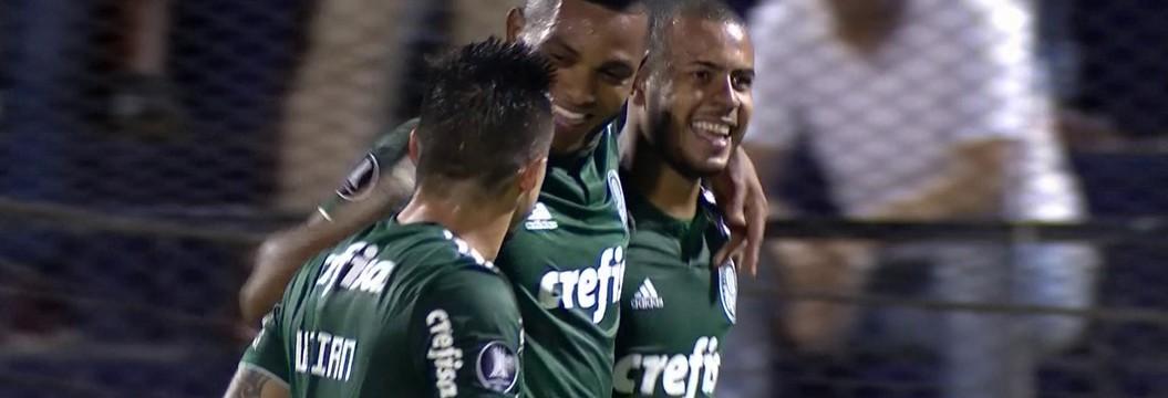 4f2b0ef781 Alianza Lima x Palmeiras - Taça Libertadores 2018 - globoesporte.com
