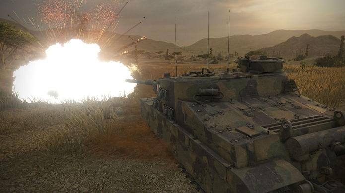 Melhores jogos grátis para PlayStation 4: World of Tanks (Foto: Divulgação/wargaming)