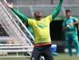 Cartola FC: Jailson faz defesas difíceis pelo Palmeiras e é o melhor da região