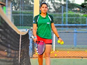 Eduarda Ferreira se prepara para mais um desafio (Foto: Assessoria)
