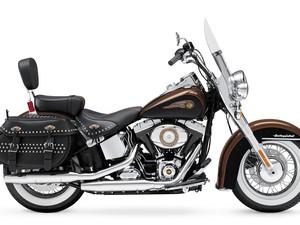 Harley; 110; anos; edições; especiais; aniversário; 1200; custom; Davidson; heritage; softail (Foto: Divulgação)