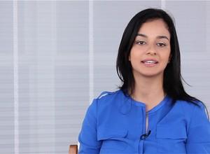Angélica Franco, gestora de projetos do GPTW Brasil (Foto: ÉPOCA)