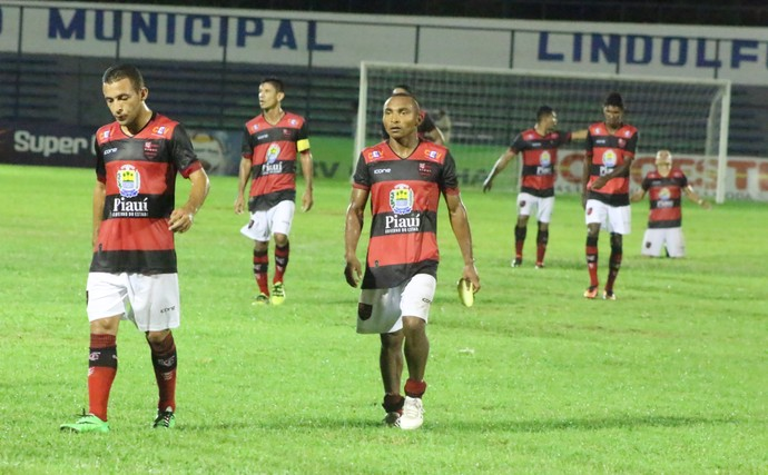 Flamengo-PI 2017 (Foto: Renan Morais )