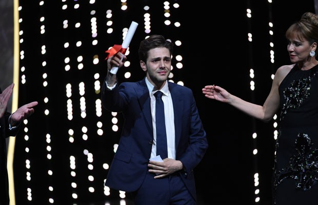 "Xavier Dolan recebeu o Grande Prêmio por ""Juste la Fin du Monde"" na 69ª edição do Festival de Cannes. (Foto: Alberto Pizzoli/France Presse)"