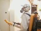 Agentes reforçam combate aos focos do mosquito da dengue em Araras, SP