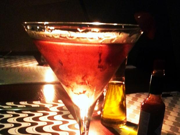 00 São Paulo Lounge Bar homenageia as grandes vilãs da televisão brasileira com driques especiais  (Foto: Divulgação)