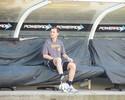 Martinez está prestes a iniciar a recuperação após fratura na costela