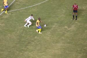 Gama x Interporto - Copa Verde (Foto: Lucas Magalhães)