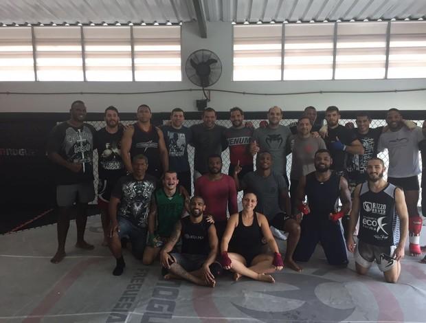 BLOG: Gabriel Napão reforça treinos de Luiz Henrique KLB para segunda luta no UFC