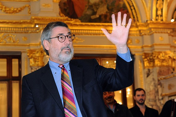 John Landis (Foto: Getty Images)