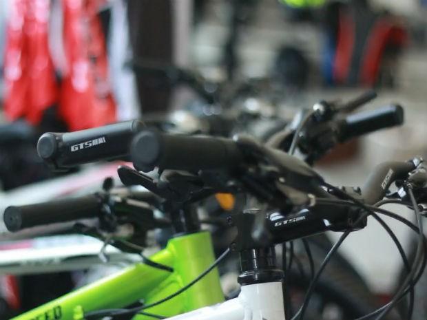 GTSM1 oferece cerca de 30 modelos de bicicletas, com aproximadamente 350 variações (Foto: Divulgação)