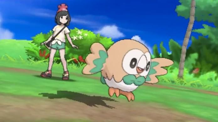 Pokémon Sun & Moon tiveram algumas novidades reveladas para a E3 2016, entre elas um novo modo multiplayer Battle Royal (Foto: Reprodução/Pokemon Blog)