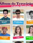 Veja o álbum de formatura da turma (Malhação/TV Globo)
