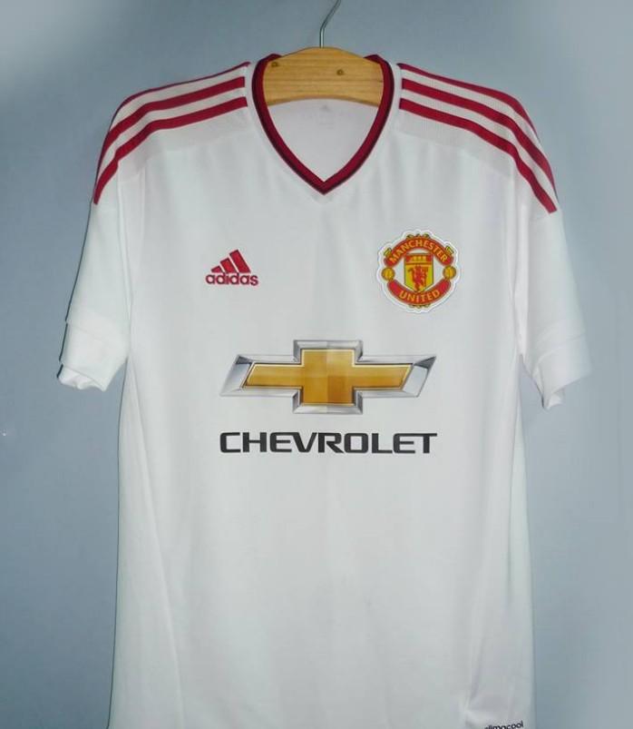 Segunda camisa Manchester United Adidas
