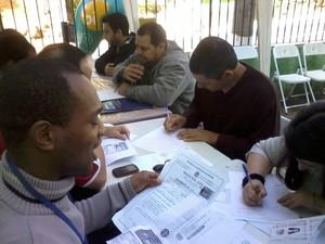 Projeto social oferece cursos gratuitos em Petrópolis (Foto: Divulgação/Ensinar para Mudar)